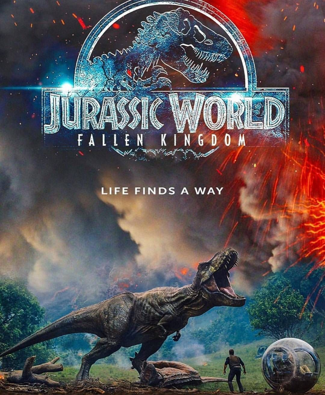 Jurassic World Fallen Kingdom 2018 Dual Audio HC TS 480p