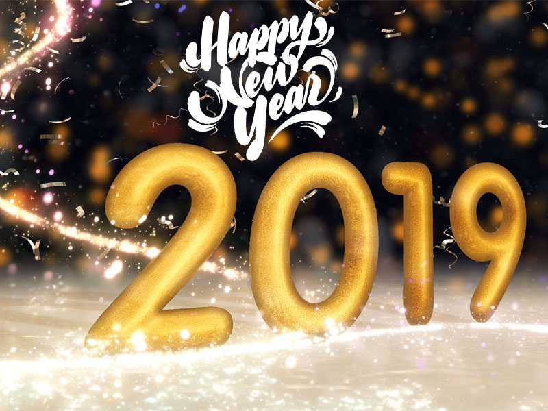 Happy New Year Images and Wallpapers