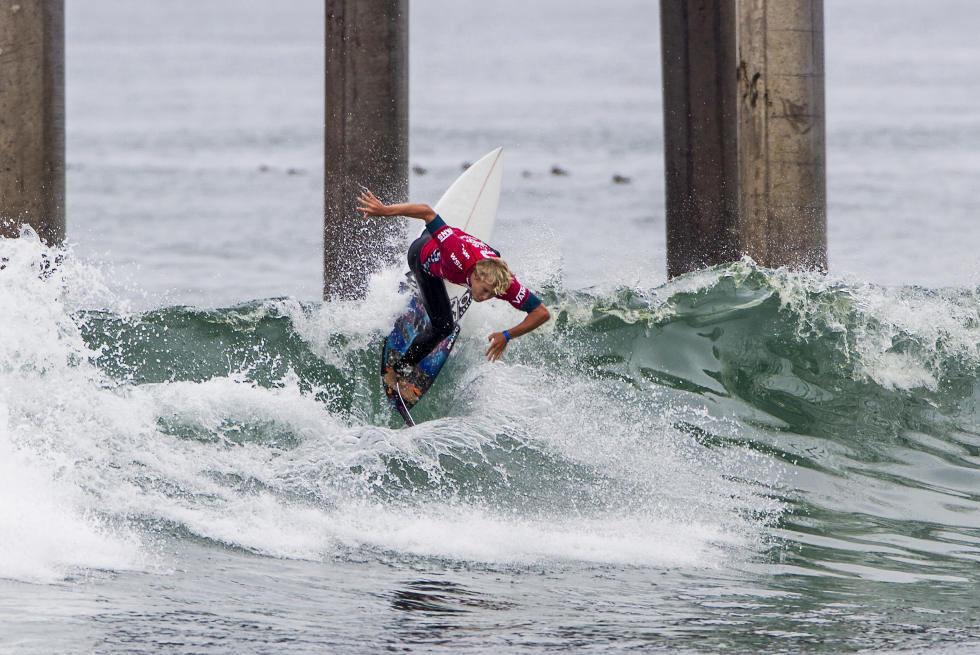 6 Tanner Hendrickson Vans US Open of Surfing Foto WSL Sean Rowland