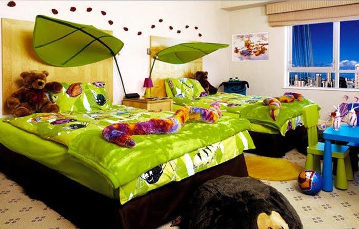 Official Blog Eirna Nurasikin Idea Kreatif Dekorasi Bilik Tidur Anak