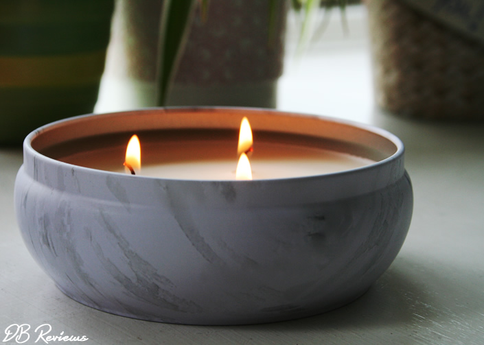 Scented Candles from Matalans Homeware Range