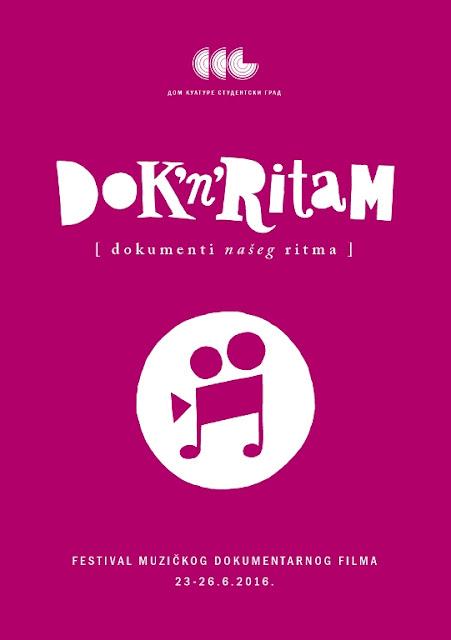 Festival muzičkog dokumentarnog filma Dok'n'Ritam (D'n'R) u DKSG