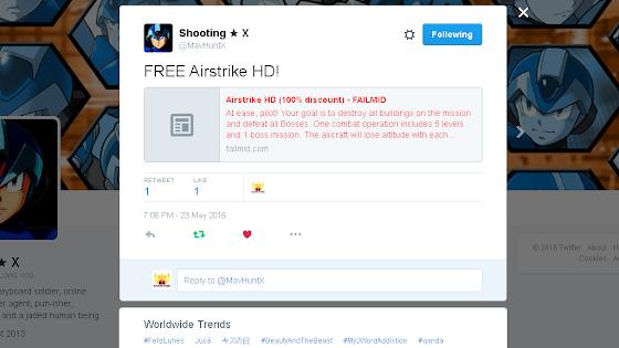 Free Airstrike HD