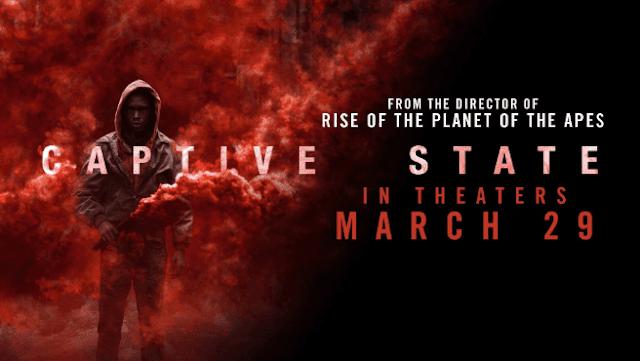Captive State 2019 Hd Film İzle: Esir Devletin Bilim Kurgu Şekli - Kurgu Gücü
