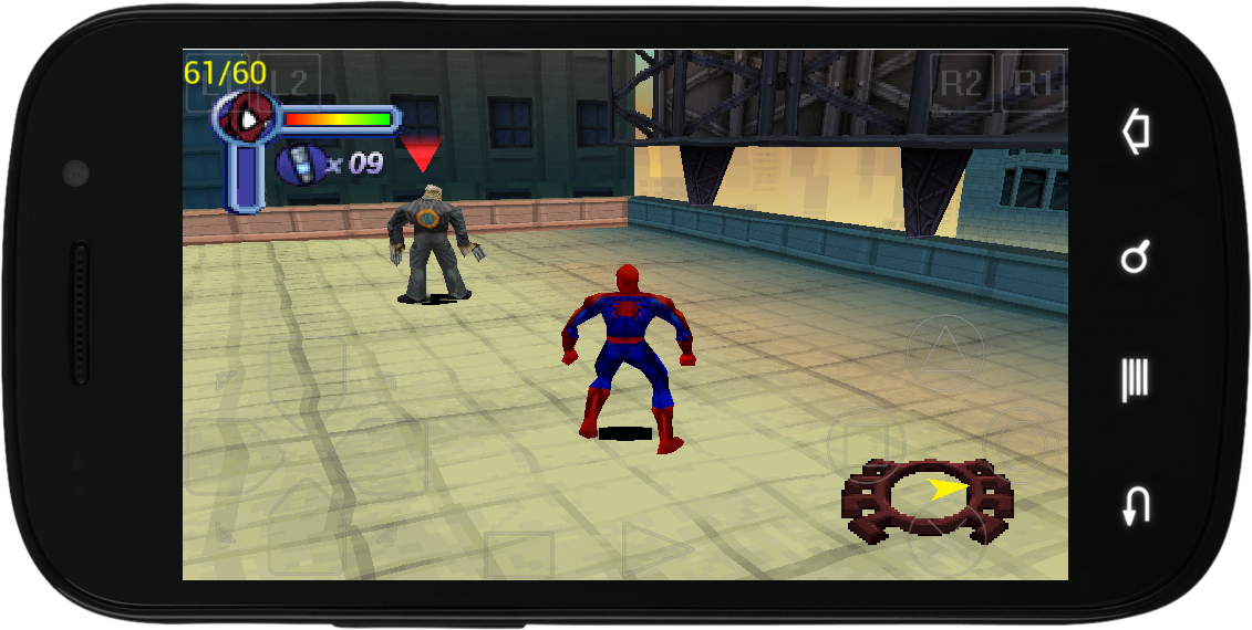 Spider-Man | Android | Ps1