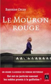 Le mouron rouge tome 1 de Baronne Orczy