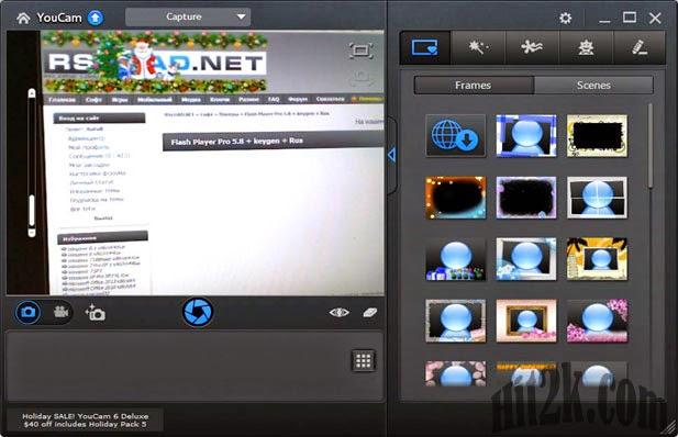 Cyberlink-Youcam-6-Deluxe-Computer-mastia