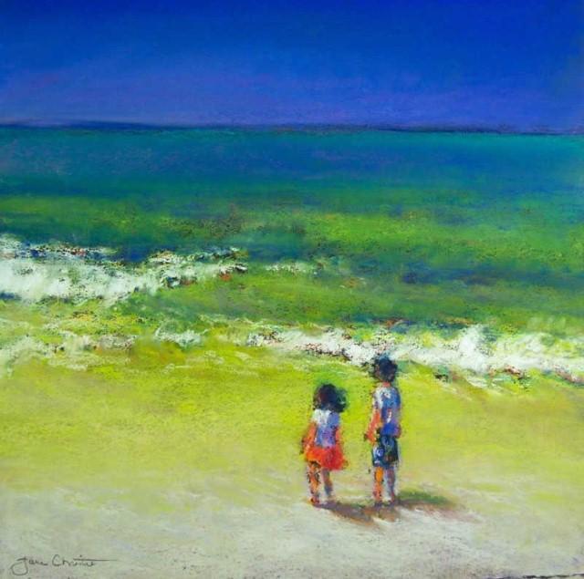 Пастельная живопись. Jane Christie 17