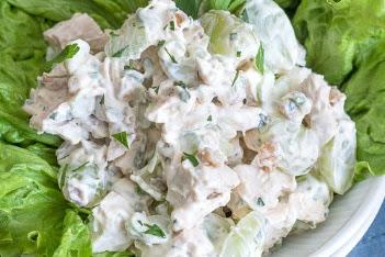 Grandma's Secret Ingredient Chicken Salad Recipes