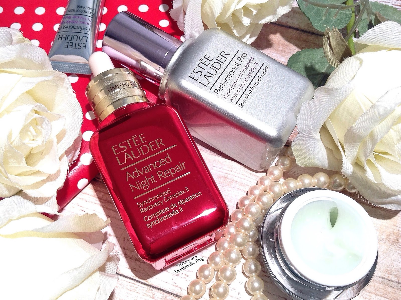 Diary Of A Trendaholic Estee Lauder Perfectionist Pro Rapid Firm Wrinkle Lifting Lauders Treatment 14500 Targets Aging Skin To Improve The Appearance Wrinkles And Sagging Fade Lines Plump Boost Radiance
