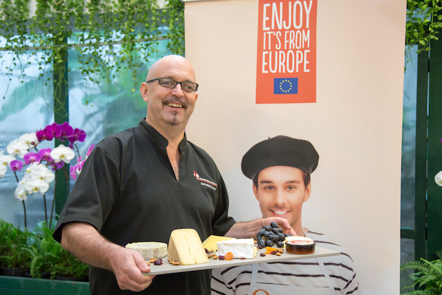 An European Cheese Afternoon @ The Orchid Conservatory, The Majestic Hotel Kuala Lumpur