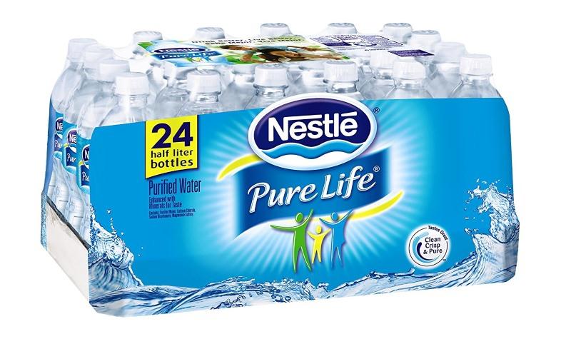 Água da Nestlé