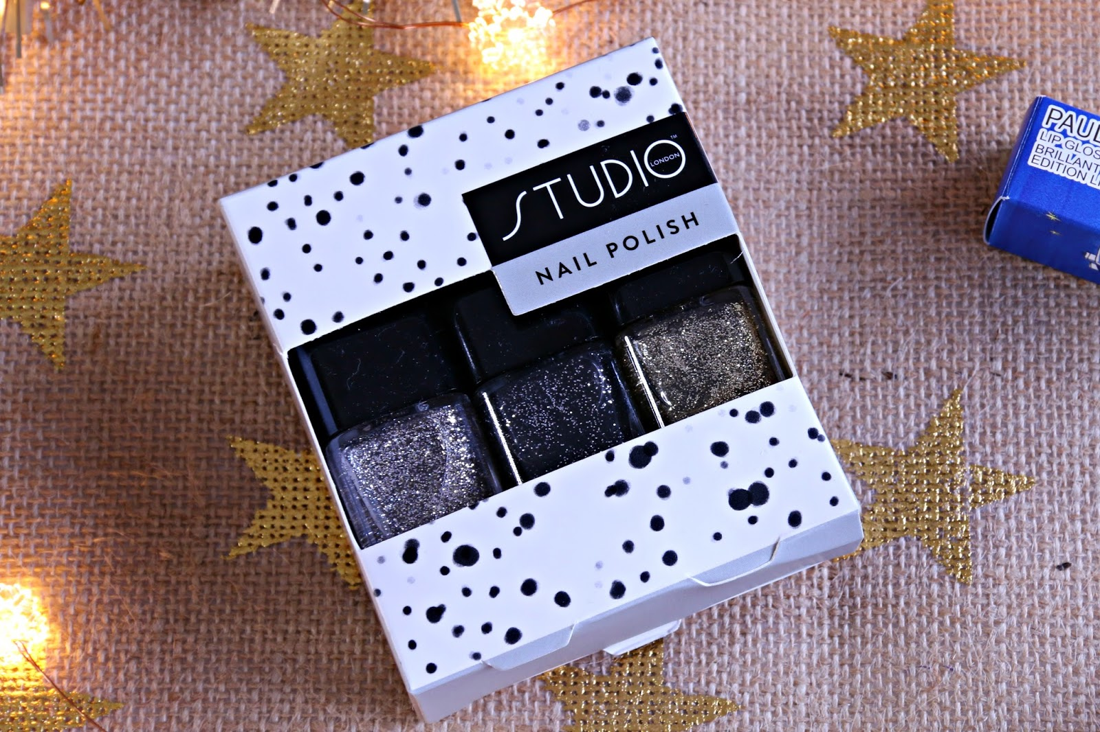 Superdrug Studio London Nail Polish Trio Image