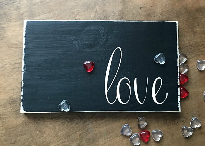love, heart confetti, black sign, love sign