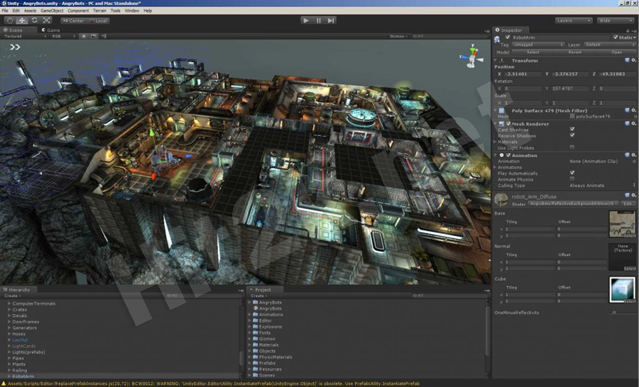 Unity Pro 2018.2.12f1 Full Version