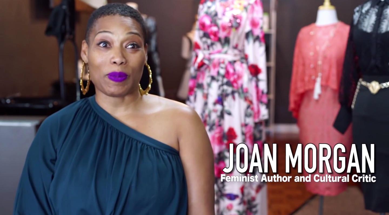 picture Joan Morgan