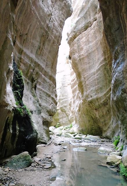 Wąwóz Avakas - top na Cyprze