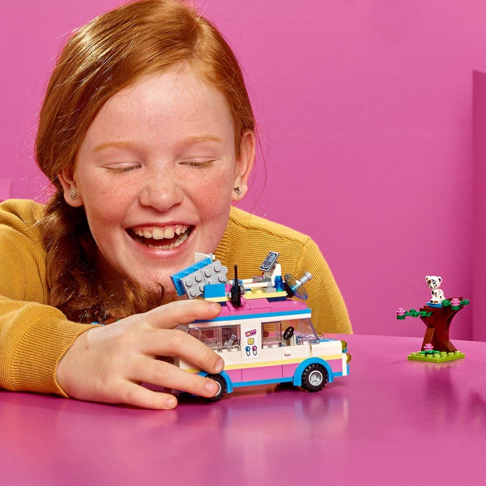 Lego Friends Olivias Mission Vehicle 1348 At Amazon Was 20