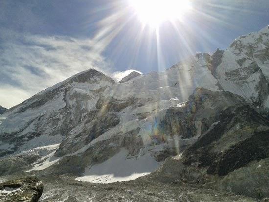 Everest base camp trek guide agency