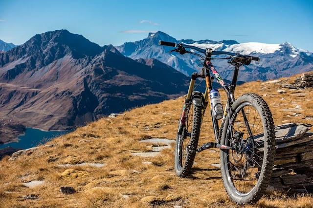 Mountainbiken in Turin