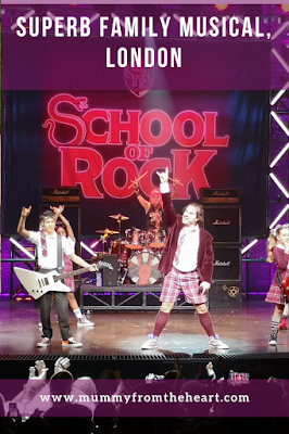 school of rock pin