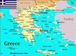 hellas kart Hellas ferie: Hellas kart
