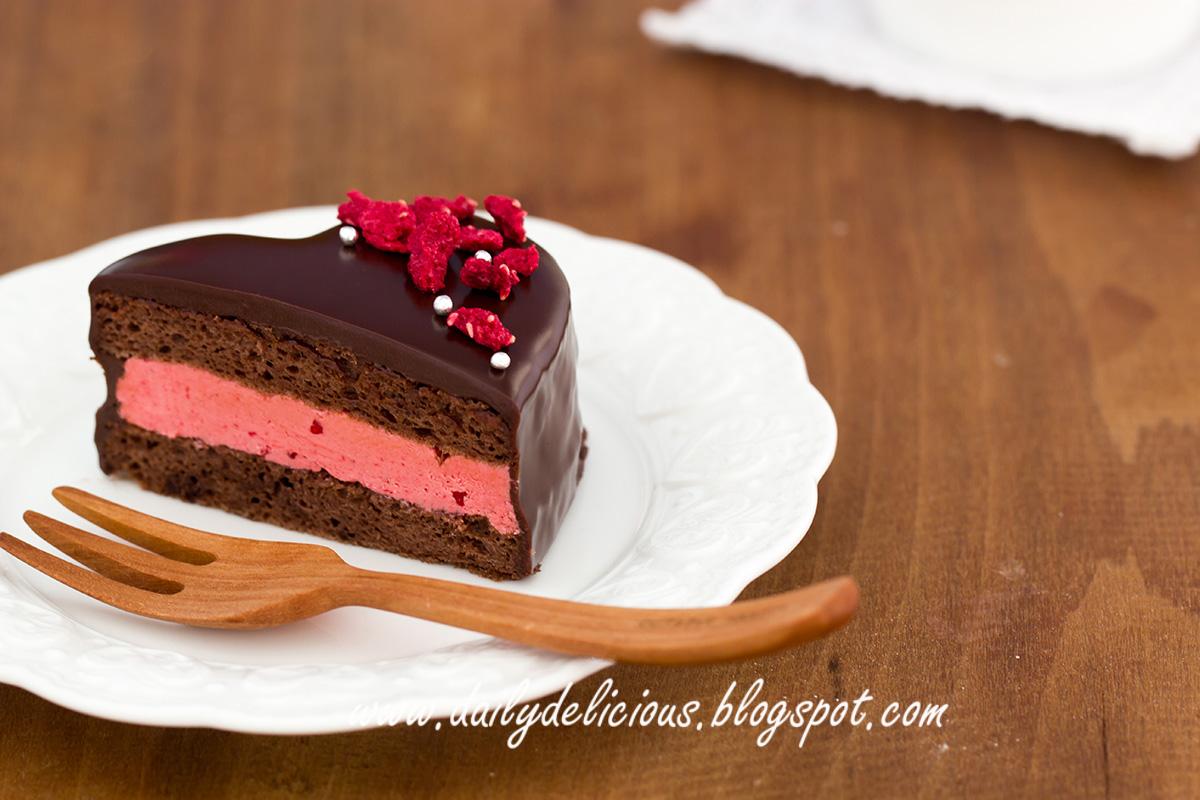 Cocoa Chocolate Chiffon Cake From Chicago Tribune S