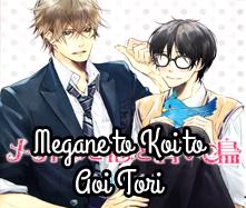 Megane to Koi to Aoi Tori