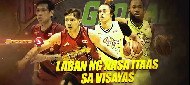 HIGHLIGHTS: San Miguel vs. GlobalPort (VIDEO) January 21