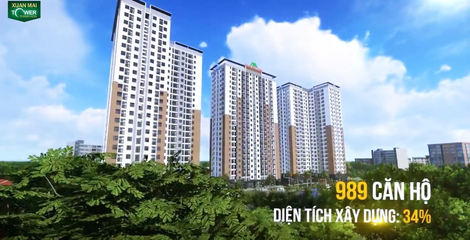 Xuân Mai Corp ra mắt chính thức toà chung cư Xuân Mai Tower tại Thanh Hoá
