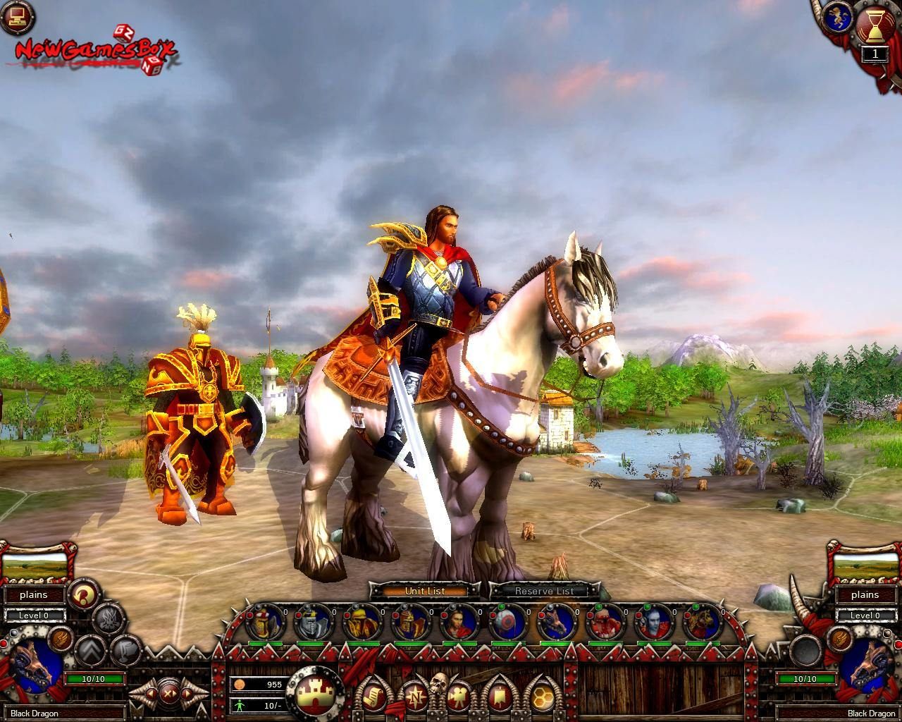 Pc Games For Free : Fantasy wars pc game free download