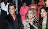 Shah Rukh Khan at Arpita Khan Wedding Reception Bash