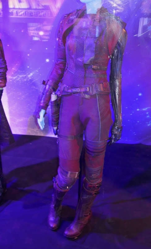 Nebula costume Avengers Infinity War