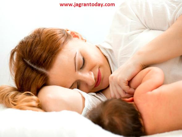 अगर नयी माँ के स्तन में दूध ना बने तो