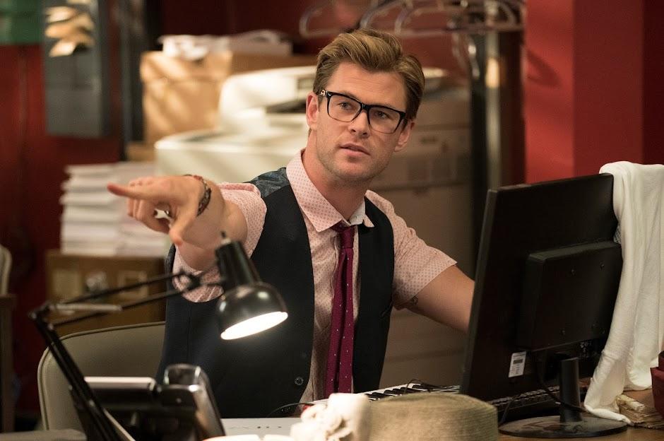 """Chris Hemsworth está em negociações para estrelar novo """"MIB: Homens de Preto"""""""