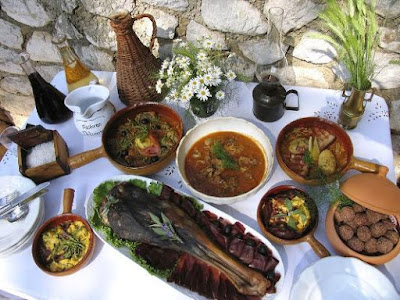 Хорватия традиционная кухня