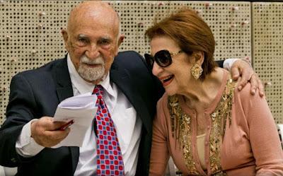 Sobreviventes do Holocausto reencontram-se 76 anos depois
