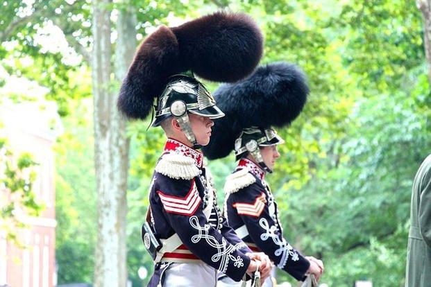 Перша частина Філадельфійської міської кавалерії