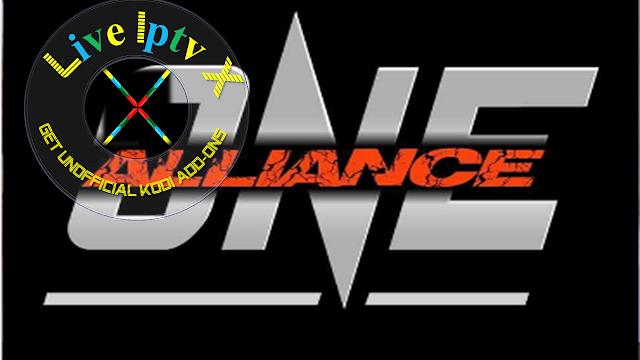 One Alliance Build Kodi