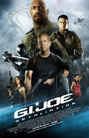 Poster Of G.I. Joe: Retaliation 2013 In Hindi Bluray 720P Free Download