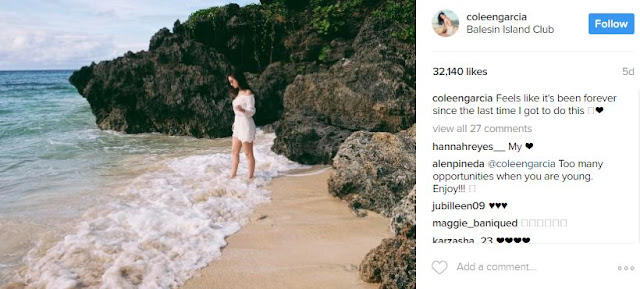 SUMMER JUST CAME EARLY! Check out Coleen Garcia in Her Hottest Beach Attire Yet! You Will Surely Be Amazed!