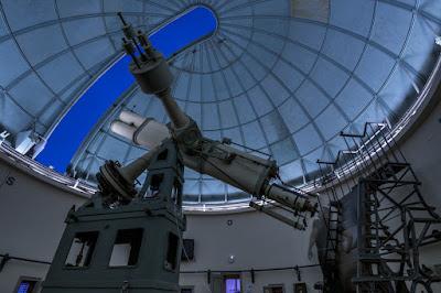 Telescopi de l'Observatori Pompeu Fabra