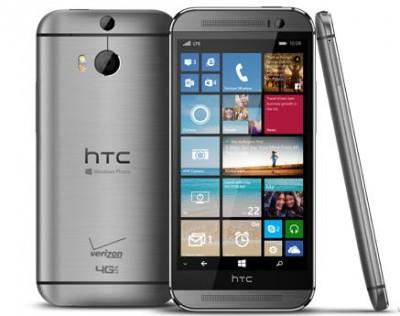 HTC One (M8) Versi WP 8.1 Resmi Meluncur
