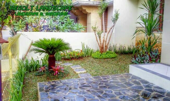 Jasa Pembuatan Taman Di Bandung