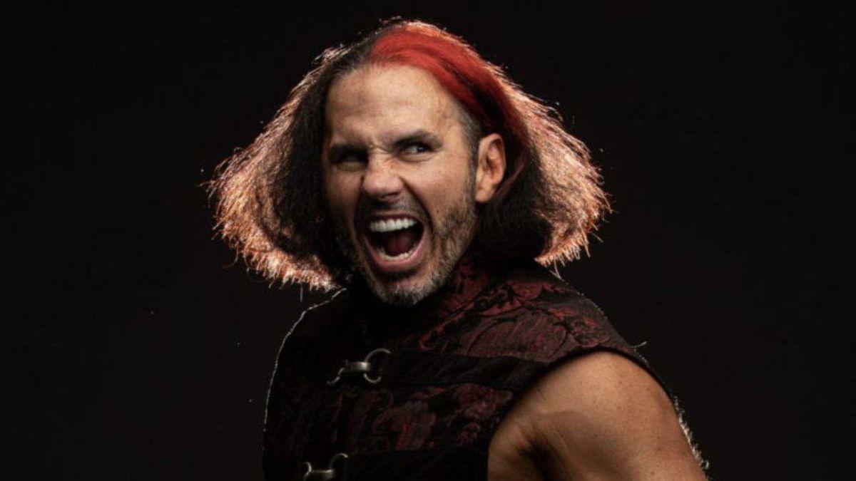 Matt Hardy recebe alta do hospital após acidente no All Out