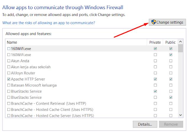 Cara Memblokir Akses Internet Aplikasi Windows 10 Tanpa Aplikasi Pihak Ketiga 3