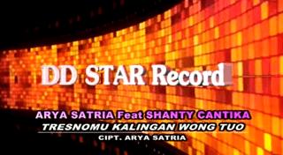 Lirik Lagu Tresnomu Kalingan Wong Tuo - Arya Satria