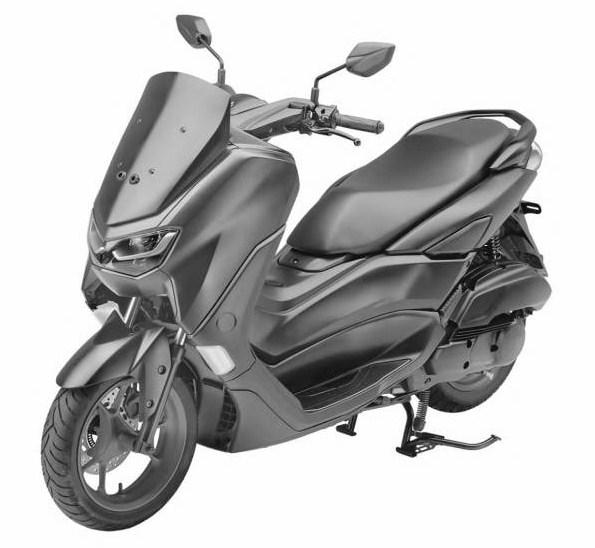 Model Yamaha Nmax VVA 2020 Resmi Terdaftar