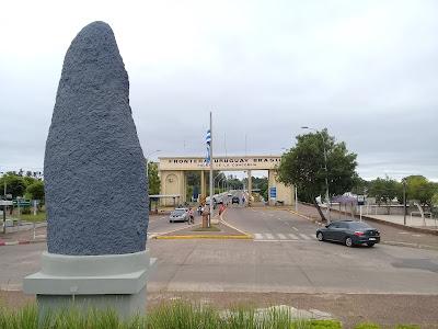 Artigas, Frontera con Brasil, Free Shops, Puente Internacional de la Concordia, Safari Minero, Piedras Semi - Preciosas, Agatas y Amatistas de Uruguay,