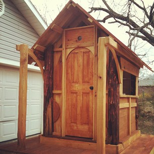 Tolkien-Inspired Playhouse